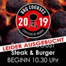 Weber Grillseminar Steak & Burger 24.08.19
