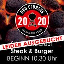 Weber Grillseminar Steak & Burger 22.08.20