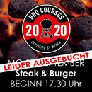 Weber Grillseminar Steak & Burger 14.09.20