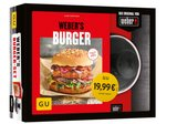 Weber's Burger Set Cookbook