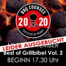 Weber Grillseminar Best of Weber´s Grillbibel Vol.2 16.09.20