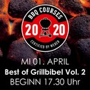Weber Grillseminar Best of Weber´s Grillbibel Vol.2 01.04.20