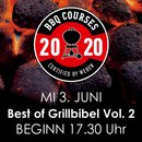 Weber Grillseminar Best of Weber´s Grillbibel Vol.2 03.06.20