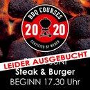 Weber Grillseminar Steak & Burger 26.06.20