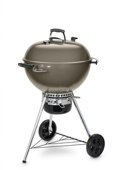 Weber Master-Touch GBS C-5750, 57 cm, Smoke Grey
