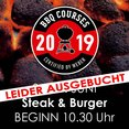 Weber Grillseminar Steak & Burger 29.06.19