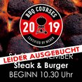 Weber Grillseminar Steak & Burger 07.09.19