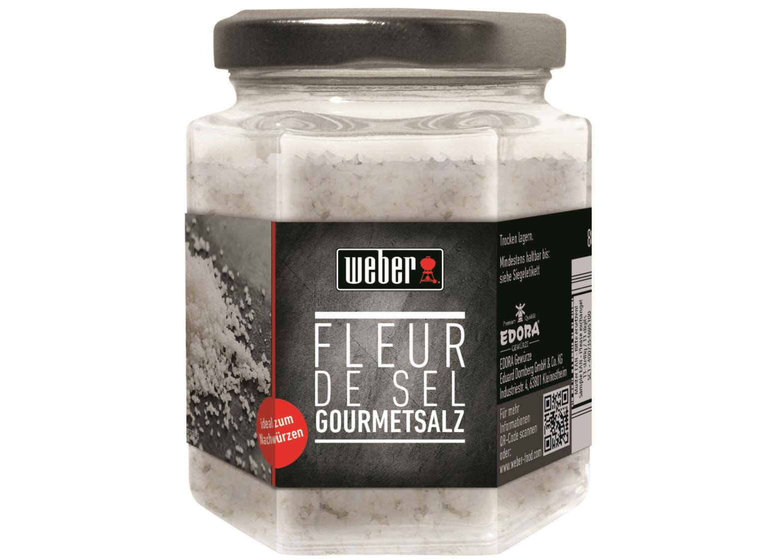 weber fleur de sel 100 g raima grill. Black Bedroom Furniture Sets. Home Design Ideas