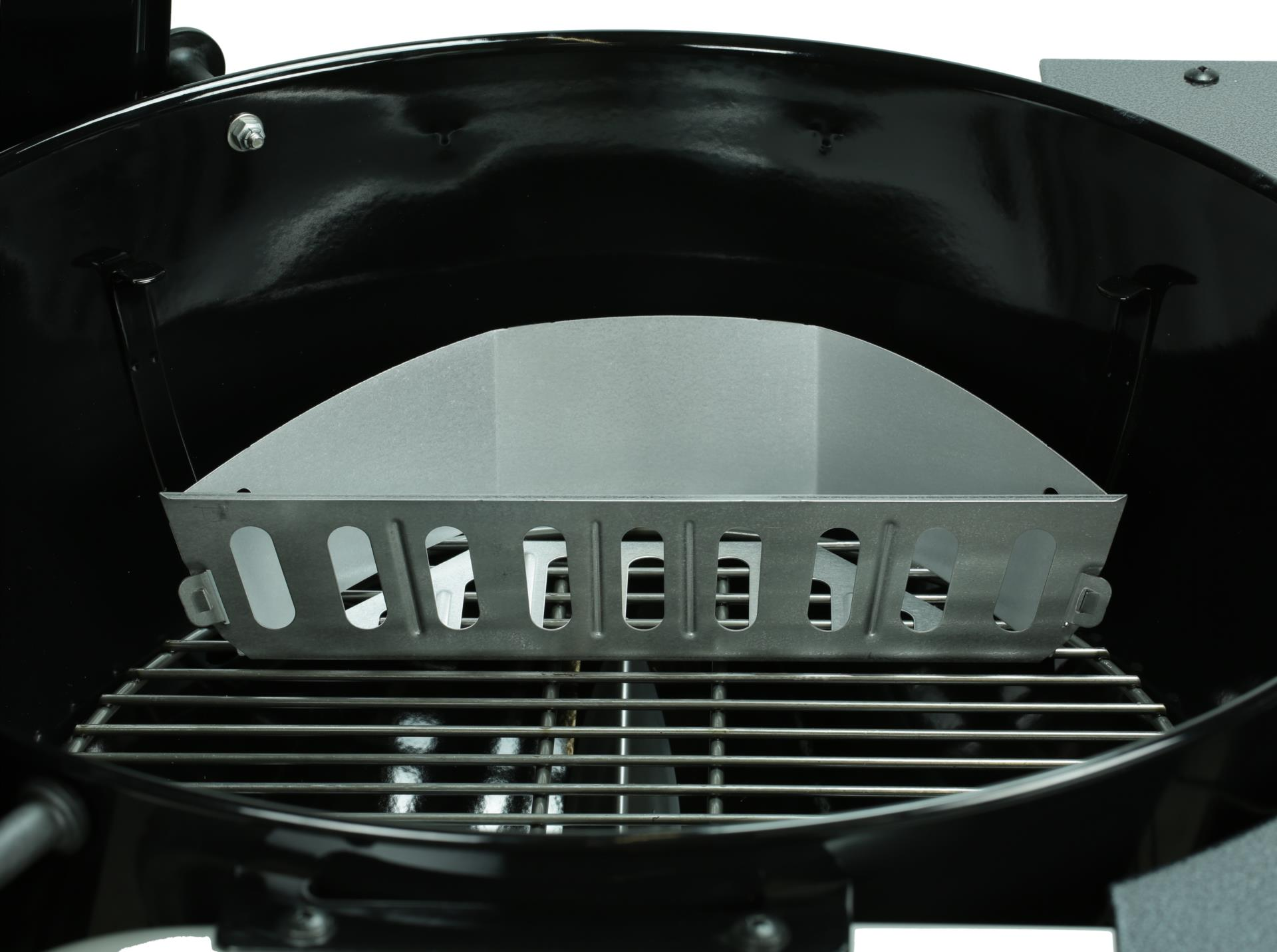 Weber Grill Holzkohlegrill Performer Deluxe Gbs Gourmet : Weber performer deluxe gbs cm black raima grill