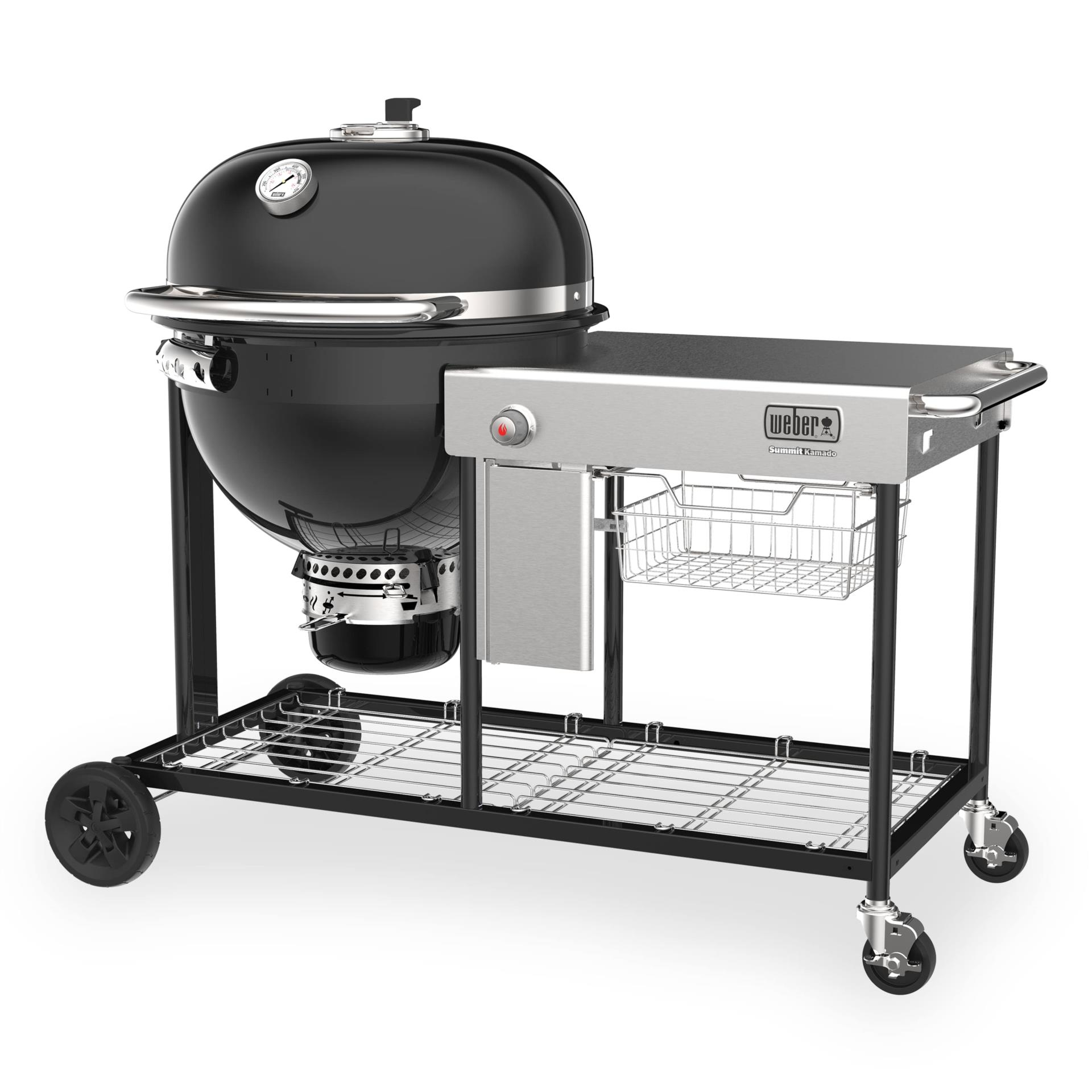 Weber Summit Kamado S6 Center