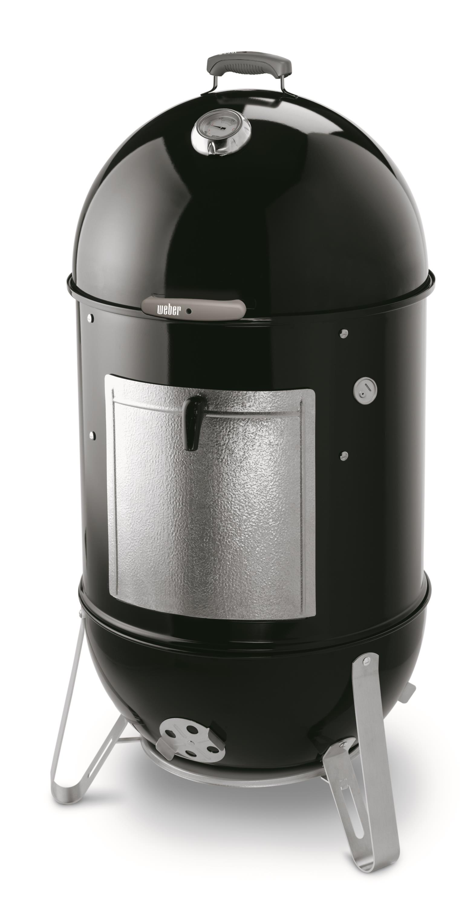 Weber Smokey Mountain Cooker, 57 cm, Black