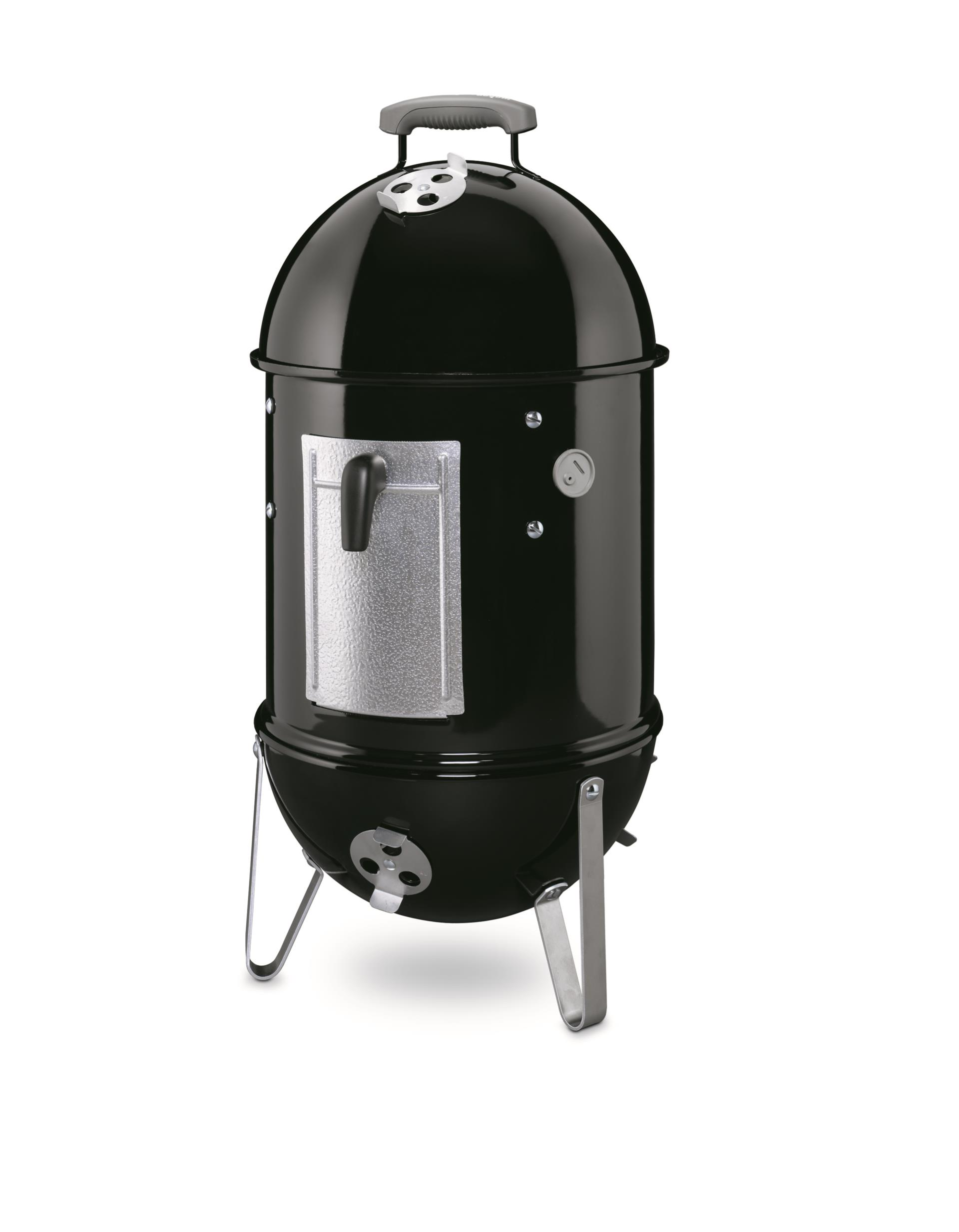 Weber Smokey Mountain Cooker, 37 cm, Black