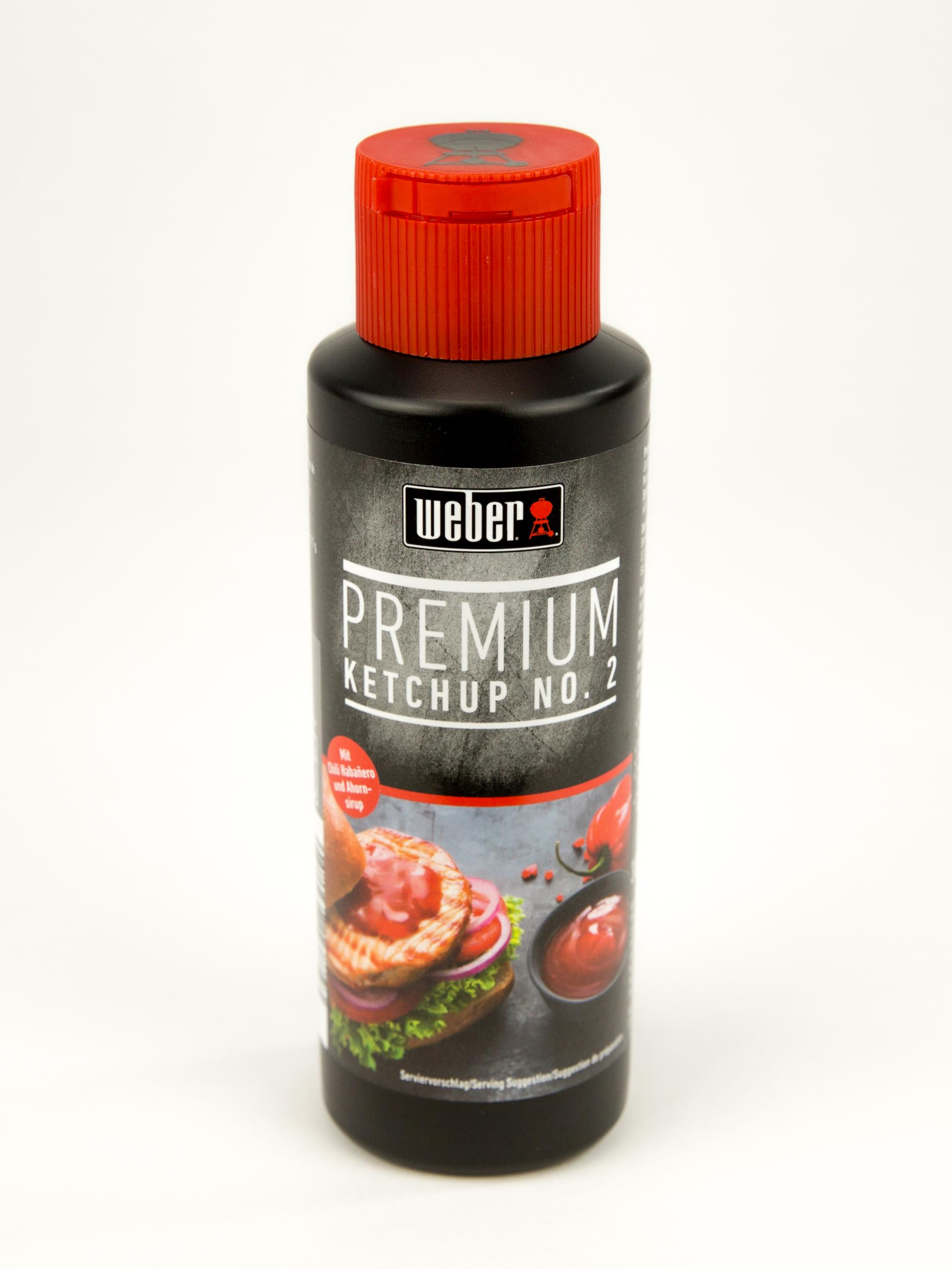 Weber Premium Ketchup No. 2 300 ml