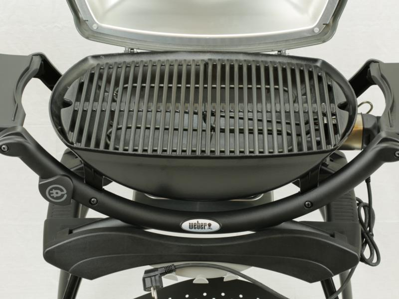 weber q 2400 stand dark grey raima grill. Black Bedroom Furniture Sets. Home Design Ideas